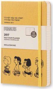 Agenda Moleskine Peanuts