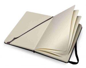 Cuaderno de bocetos Moleskine