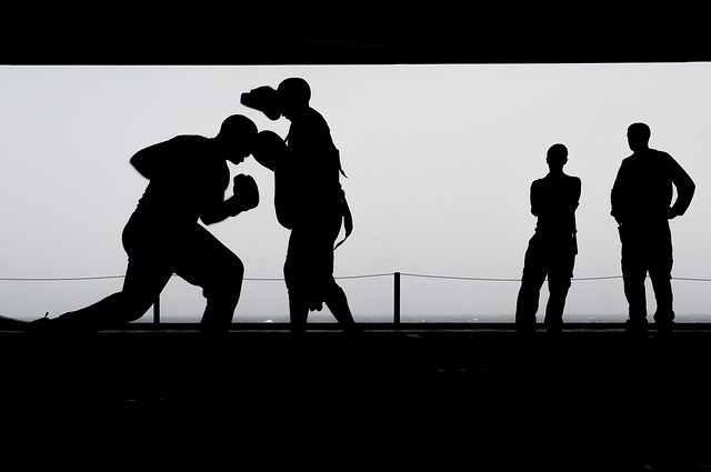relato corto sobre boxeo, Dashiell Hammet