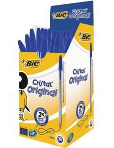 Bolígrafos BIC Cristal