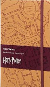 Agenda Moleskine Harry Potter