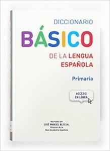 Diccionario básico de la lengua española, comprar en Amazon