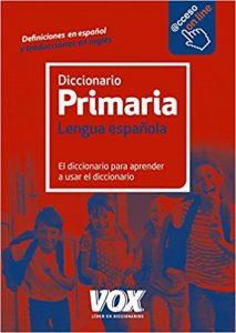 Diccionario de Primaria Vox