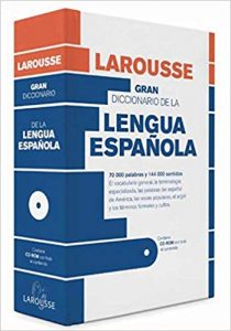 El Gran Diccionario de la Lengua Larousse